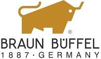 Braun Bueffel Geldbörse Portemonnaie